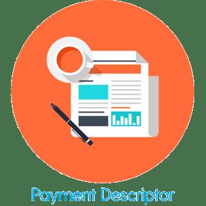 payment-descriptor