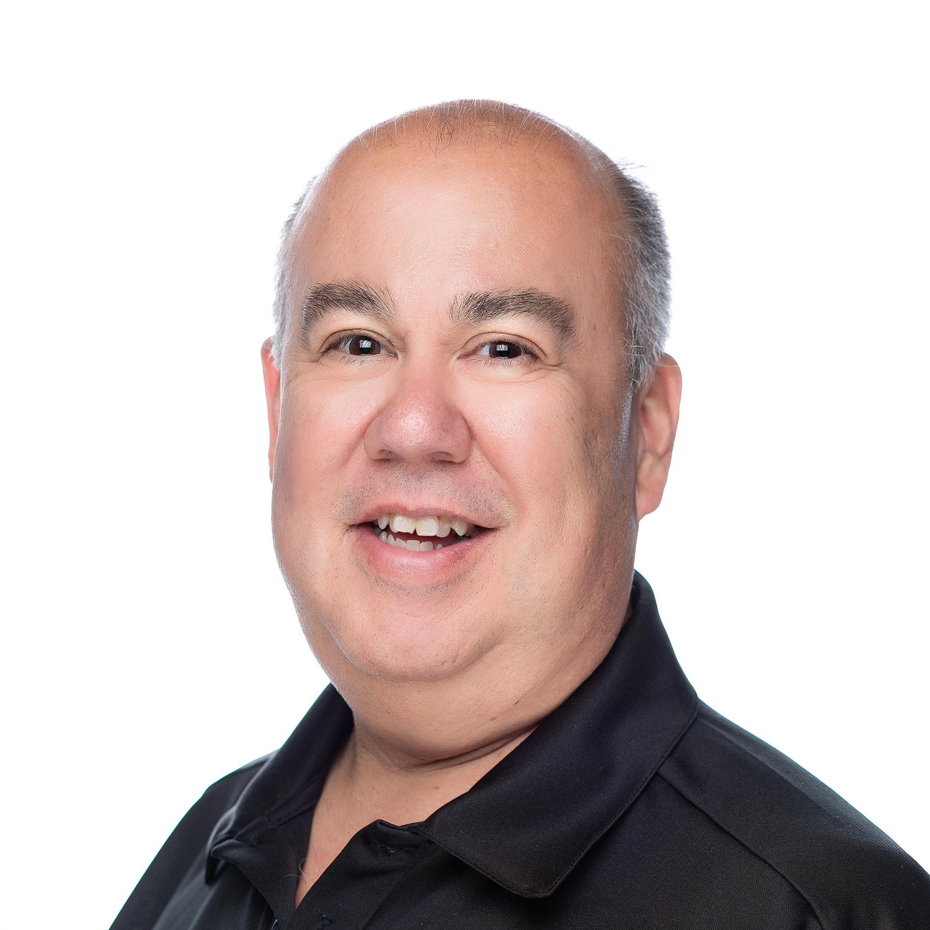 Jim Luff, Marketing Manager